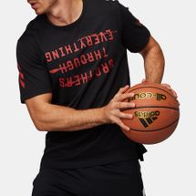 adidas Harden Slogan Basketball T-Shirt