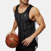 adidas Electric Reversible Basketball Tank Top