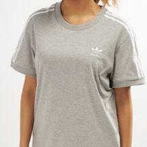 adidas Originals Women's 3-Stripes T-Shirt, 1470427