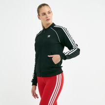 adidas Originals Women's Nite Jogger SST Track Jacket