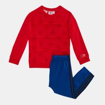adidas Kids' Marvel Spider-Man Jogger Set