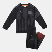 adidas Kids' Star Wars Jogger Set (Infant)
