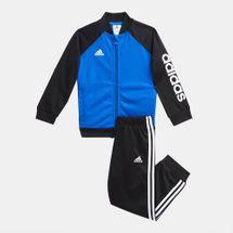 بدلة رياضة شايني من اديداس للاطفال الصغار