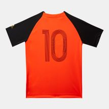 adidas Kids' Messi Icon Football T-Shirt, 934046