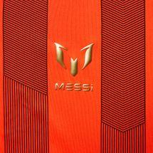 adidas Kids' Messi Icon Football T-Shirt, 934047