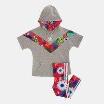 adidas Originals Kids' GRPHC Hoodie Set