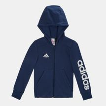 adidas Kids' Essentials 3-Stripes Mid Hoodie