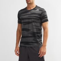adidas FreeLift Climacool Graphic T-Shirt
