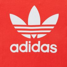 adidas Originals Kids' adicolor Trefoil T-Shirt, 1218406