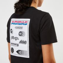 adidas Originals Jul Graphic T-Shirt, 1224223