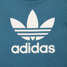 adidas Originals Kids' adicolor Trefoil T-Shirt, 1218400