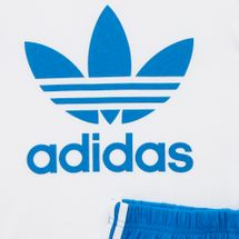 adidas Originals Kids' Shorts and T-Shirt Set, 1218384
