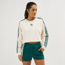 adidas Originals Adibreak Cropped Sweatshirt