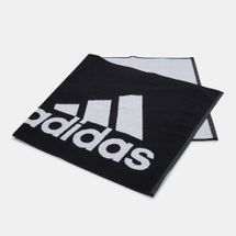 adidas Logo Small Towel