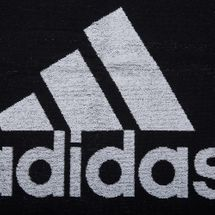 adidas Logo Small Towel - Black, 1646357