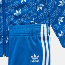adidas Originals Kids' Monogram Trefoil SST Tracksuit, 1274408