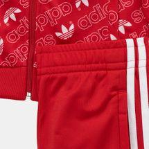 adidas Originals Kids' Monogram Trefoil SST Tracksuit, 1274410