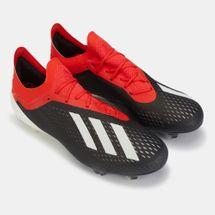 adidas Men's Initiator Pack X 18.1 Firm Ground Football Shoe, 1448372