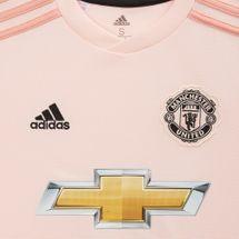 adidas Kids' Manchester United Away Football Jersey 2018/19, 1350377