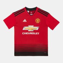 adidas Kids' Manchester United Home Football Jersey – 2018, 1212756