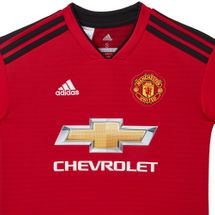 adidas Kids' Manchester United Home Football Jersey – 2018, 1212758