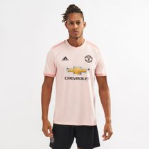 adidas Manchester United Away Football Jersey 2018/19
