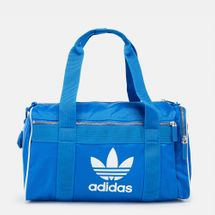 adidas Originals Duffel Bag Blue