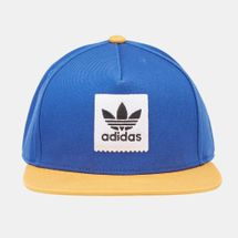 adidas Two-tone Trefoil Snapback Hat