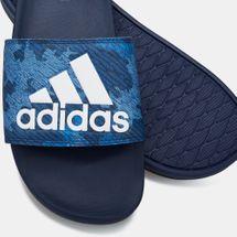 adidas Men's Adilette Cloudfoam Plus Comfort Slides, 1638077