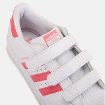 adidas Originals Kids' Superstar Shoe (Younger Kids), 1459678