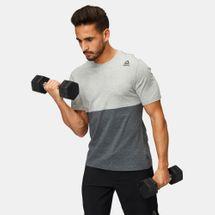 Reebok Elements Yarn Dye T-Shirt
