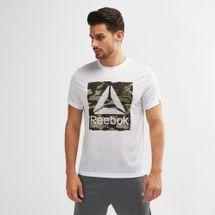 Reebok Camo Logo T-Shirt