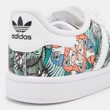 adidas Originals Kids' Superstar Shoe (Infant), 1222314