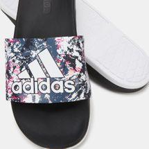 adidas Adilette Cloudfoam Plus Stripes Slides, 1290598