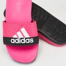 adidas Kids' Adilette Cloudfoam Plus Slides, 1200732