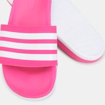 adidas Women's adilette Cloudfoam Plus Slides, 1482740