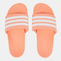 adidas Adilette Cloudfoam Plus Stripes Slides, 1224915