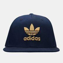 قبعة تريفويل سناب باك من اديداس اورجينال