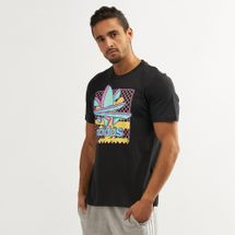 adidas Originals Men's Thaxter T-Shirt Black