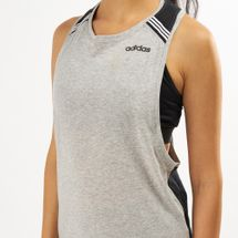 adidas Women's Cotton Tank Top, 1459096