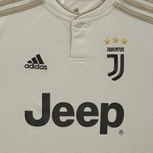 adidas Kids' Juventus Away Football Jersey 2018/19, 1350366