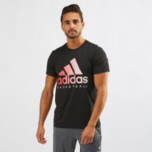 adidas Basketball Graphics X T-Shirt