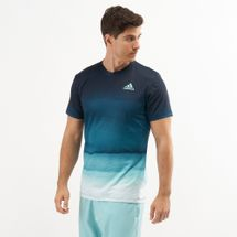 adidas Men's Parley Printed Tennis T-Shirt