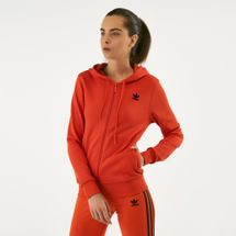 adidas Originals Women's Full Zip Hoodie