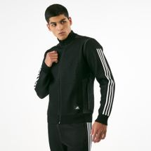 adidas Men's ID Knit Track Jacket