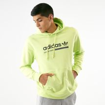 adidas Originals Men's Kaval Graphic Hoodie