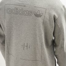 adidas Originals Men's Kaval Full-Zip Hoodie, 1473707