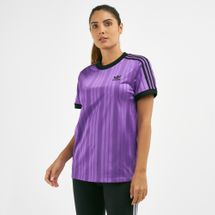 adidas Originals Women's Three-Stripes T-Shirt