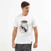 adidas Men's Real Madrid Real DNA Graphic T-Shirt