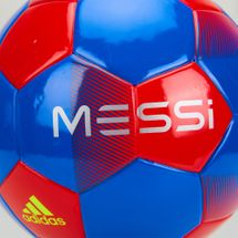 adidas Men's Messi Mini Football - Blue, 1452815
